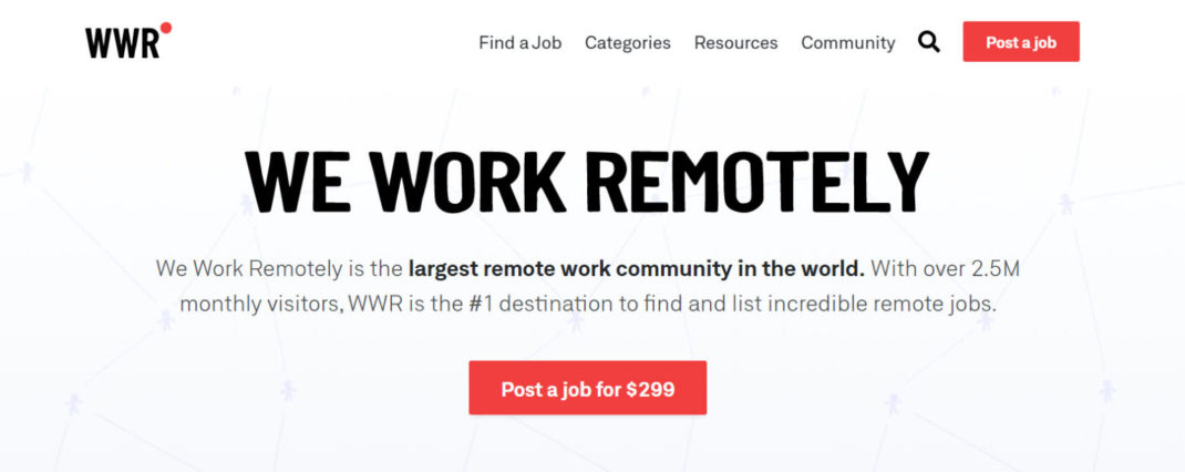 <strong>We Work Remotely</strong>