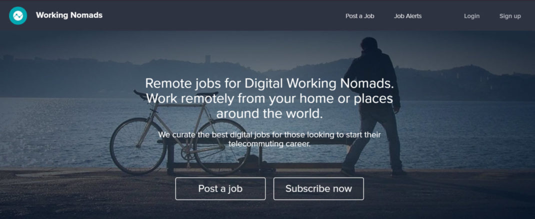 <strong>Working Nomads</strong>