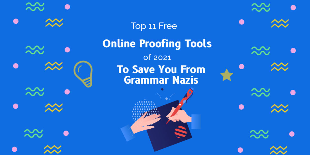 Free Online Proofing Tools