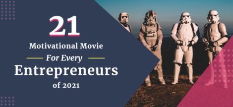 21 Motivational Movie for Entrepreneurs