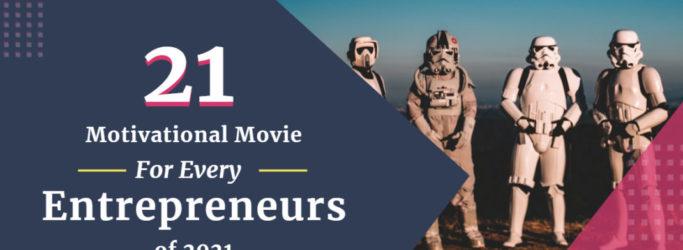 21 Motivational Movie for Entrepreneurs