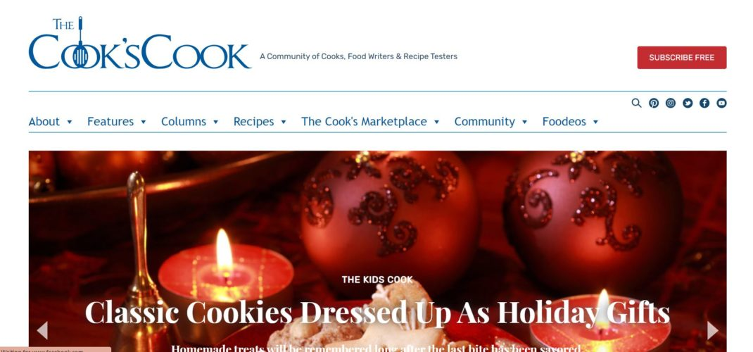 The cook's cook